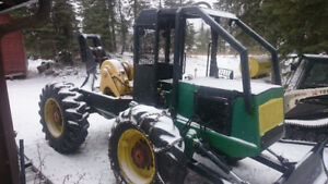C4 tree farmer skidder