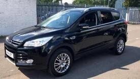 2014 Ford Kuga 2.0 TDCi 163 Titanium Powershi Automatic Diesel Estate