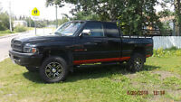 1997 Dodge Power Ram 1500 black Other
