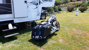 2012 Harley Roadking 103 Amazing Condition