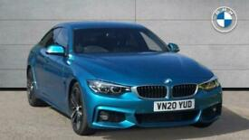 image for 2020 BMW 4 SERIES GRAN COUPE 420d M Sport Gran Coupe Hatchback Diesel Automatic