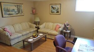 Furnished All Inclusive Spacious & Clean 3 Bedroom Apartment