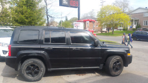 Jeep patriot manual clean great on gas