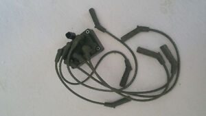 Spark plug Wires and Coil