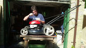 Lawnmower and Small Engine service and repair