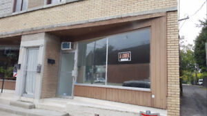 LaSalle Commercial space for rent