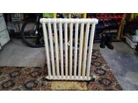 old used cast iron radiator 34inch by 25inch pick up only wigan