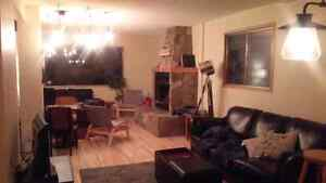 Furnished Large clean room for rent