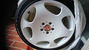 original mercedes benz wheels