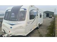 2014 Bailey Pegasus Caravan