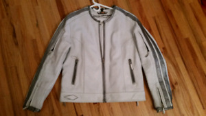 MOTORCYCLE RIDING LEATHER size XL