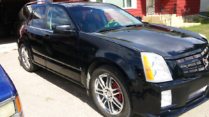 Cadillac SRX4 2007