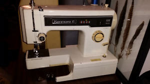 Kenmore 10 sewing machine