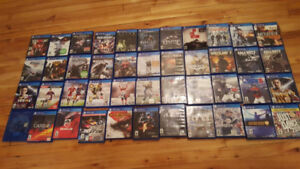 Jeux PS4 pas cher / Playstation 4 games very cheap