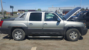 2003 Chevrolet Avalanche Other