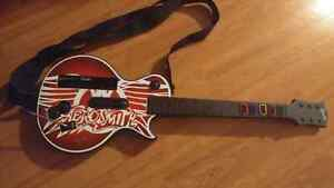 Special edition Aerosmith Guitar for Wii Kitchener / Waterloo Kitchener Area image 1