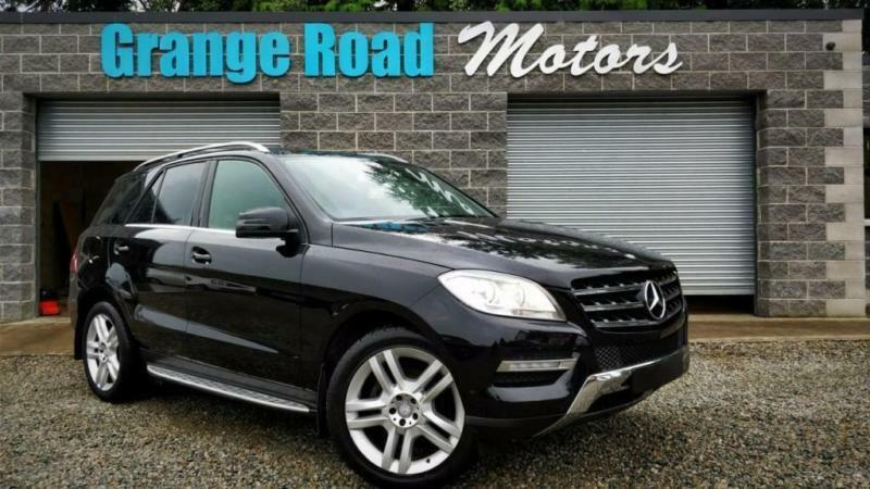 2012 MERCEDES-BENZ M CLASS 3.0 ML350 BLUETEC SPECIAL EDITION 5D AUTO 258 BHP DIE