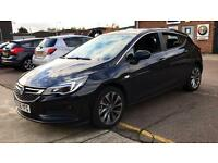 2016 Vauxhall Astra 1.0T 12V ecoFLEX Energy 5dr 72 Manual Petrol Hatchback