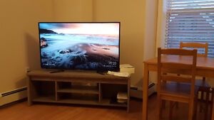 Moving sale - TV stand, mattress/frame, mt bike, coffee table!!!