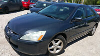 2004 Honda Accord EX-L Automatic Certified E-tested