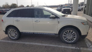 2013 Lincoln MKX Luxury AWD Crossover One Owner