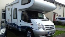 4 Berth motorHome/campervan