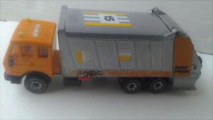 SIKU LKW Truck Mercedes-Benz Müllwagen KSG Euro Press Nr. 2232