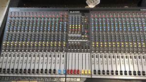 32 Channel Allen & Heath With Road Case