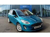 2018 Ford Fiesta TITANIUM ** Ford SYNC Satellite Navigation ** Manual Hatchback