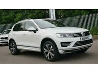 2017 Volkswagen Touareg 3.0 V6 TDI BlueMotion Tech 262 R-Line 5dr Tip Auto FourB