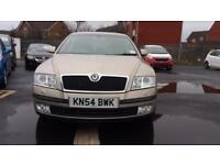 2004 54 SKODA OCTAVIA 2.0TDI PD ELEGANCE,GREAT COLOUR,HUGE SPEC,6 SPD GEARBOX .