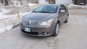 2010 Buick LaCrosse CXL AWD - LOADED! Make offer.
