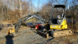 Greatest Machine I Have Ever Owned. 3.5 ton Excavator