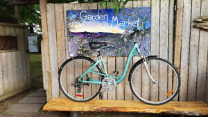 Two New Listings at Lumpy Bikes Hybrid and Cruiser