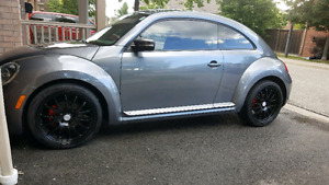 2012 vw beetle great condition and fully loaded