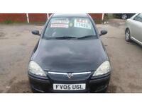 2005 Vauxhall Corsa 1.3 CDTi 16v SXi 3dr