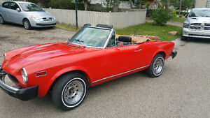 1976 Fiat Other 1900 Convertible