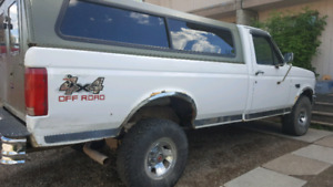 1996 Ford F150 4x4