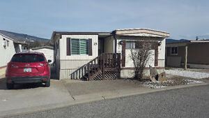 Mobile Home near golf and the beach in Oliver - REDUCED!