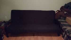 Futon for Sale - $60 (Pick-up only) Kitchener / Waterloo Kitchener Area image 2