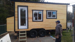 18' Tiny House Shell