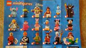 Lego Disney Series Minifigures