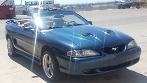 1997 Mustang GT Convertable