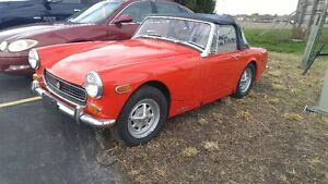 1973 MG Midget Convertible Windsor Region Ontario image 2