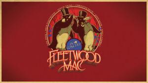 FLEETWOOD MAC VANCOUVER CONCERT TICKET