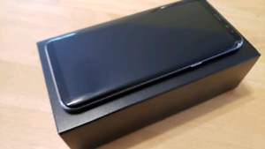 SAMSUNG S8+ PLUS CRACKED SCREEN UNLOCKED WITH BOX
