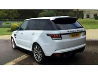 2016 Land Rover Range Rover Sport 5.0 V8 SVR Automatic Petrol 4x4