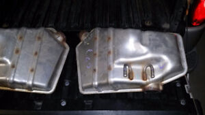 Two  - 2013 Chevrolet Camaro Mufflers, Left and Right. $400  OBO
