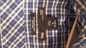 Gap and Old Navy Shirts - Slim Fit; $5 and $10 each Windsor Region Ontario image 2