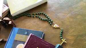Religious Items, Books, Rosary, Cross, Medals Kitchener / Waterloo Kitchener Area image 7